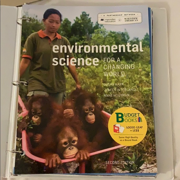 Other - Environmental Science book